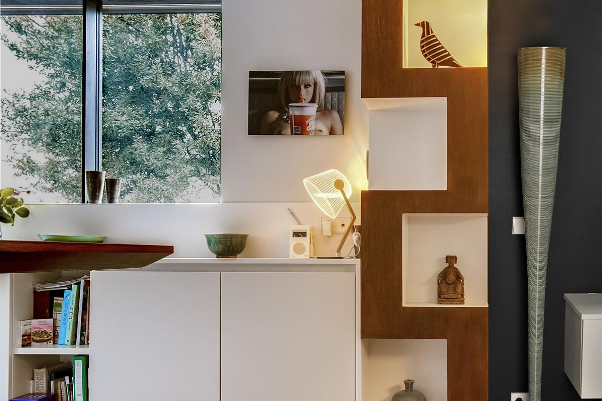 scenographie interieure paris architecture decoration nathalie simonneau réalisations prestations mobilier sur-mesure Paris avant après